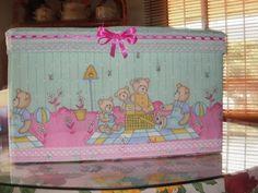 caja de mdf decoradas en servilleta - Buscar con Google