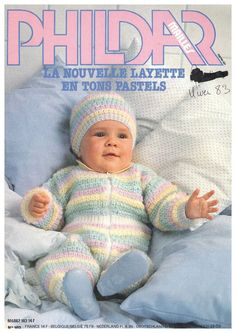 N° 103 PHILDAR layette année 1983 hiver_page_0001