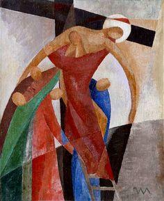 Vasiliy Myazin  - Descent from the Cross II