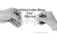 """""""Act as if what you do makes a difference. It does."""" - William James #quote"""