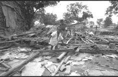 Un día como hoy se cumplen 37 años del paso del ciclón David por el país