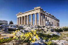 Hermosos templos del mundo | Acrópolis de Atenas
