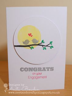 Neet  Crafty: Congrats on your Engagement