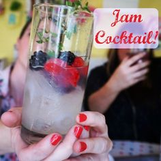 The Jam Cocktail