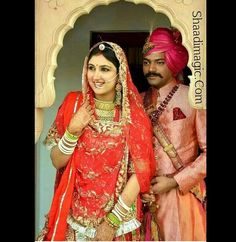 Typically, Rajasthani bride and groom. Looking for candid photographers for your wedding.    Don't worry we will there to help you.