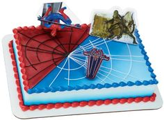 DecoPac Amazing SpiderMan and Lizard Deco Set * This is an Amazon Affiliate link. Check out the image by visiting the link.
