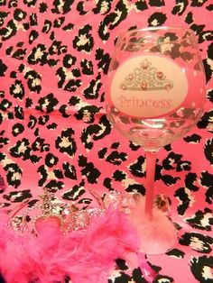 Polka  - Princess Wineglass, $23.00 (http://stores.polkatheprincess.com/princess-wineglass/)