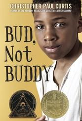 Bud, Not Buddy - by Christopher Paul Curtis - A story about ten year old Bud taking place in 1936, Flint, Michigan and his journey to find his father. #kobo #eBooks