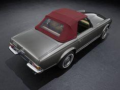 Mercedes-Benz 230 SL - Arthur Bechtel Mercedes-Benz 230 SL Pagode (ID1219) Offen