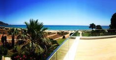 "lescarnetsdelah: "" Good morning Folks !! #Throwback to the amazing view (I'm missing) of Haouaria Beach in Tunisia #🇹🇳 #GoodMorning #Beach #Summer (at El Haouaria la perle du Cap Bon) """