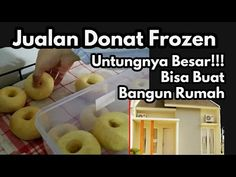Frozen Youtube, Donuts, Food And Drink, Cookies, Breakfast, Recipes, Crack Crackers, Biscuits, Cookie Recipes
