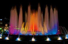 13 Beautiful Fountains Around The World - Magic Fountain of Montjuic, Barcelona