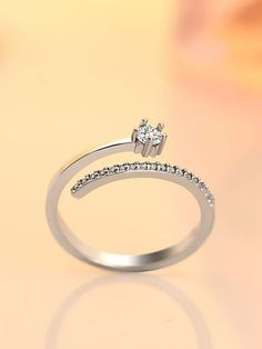 Carat Round Diamond Solitaire Wedding Engagement Ring in White Gold Stock Clearance Sale, Wedding Engagement, Engagement Rings, Round Diamonds, Anniversary, White Gold, Band, Sterling Silver, Jewelry