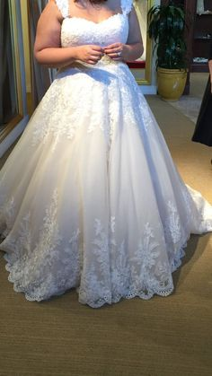 We make custom #weddingdresses for all sizes.  We are also able to make #replicas of haute couture designer gowns for brides who can not afford the original. Get more info on custom #plussizeweddingdresses & replicas on our official  website.