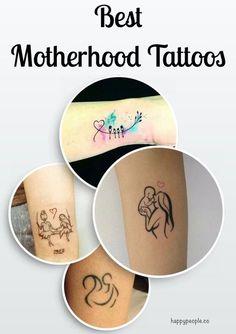 Best Motherhood Themed Tattoos