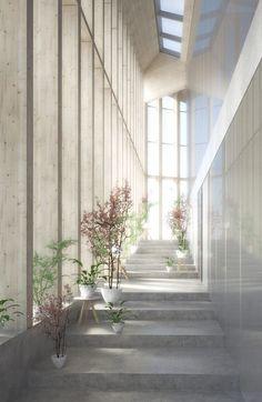 Kuehn+Malvezzi+.+P.+de+Fontenay+.+Glass+Pavilion+at+the+Botanical+Garden+.+Montreal+(4).jpg 1.041×1.600 píxeles