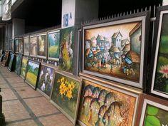 Art in bandung, Indonesia