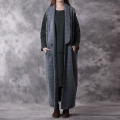 Woolen Pocket Jacket