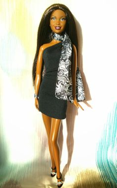 Agents - Barbie collectors and creation: Barbie Basics 001