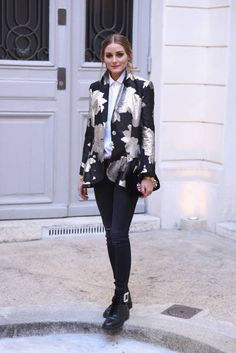 Olivia Palermo Photos - Olivia Palermo attends the Roger Vivier Presentation Spring/Summer 2019 during Paris Fashion Week on September 2018 in Paris, France. - Roger Vivier: Hotel Vivier Presentation Spring/Summer 2019 During Paris Fashion Week Olivia Palermo Outfit, Look Olivia Palermo, Estilo Olivia Palermo, Olivia Palermo Lookbook, Olivia Palermo Winter Style, Roger Vivier, Fashion Week Paris, Look Fashion, Autumn Fashion