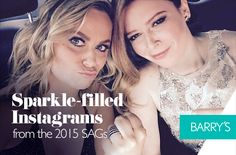 Sparkle Filled Instagrams from the 2015 SAGS