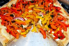 and provolone pizza eggplant green olive and provolone pizza recipe at ...