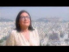 """I once was blind, but now I see. """"Amazing Grace"""" is sung here by Nana Mouskouri. This woman with the beautiful voice was born in Greece in 1934. She has recorded music in fifteen languages over five decades and has sold more than 400 million discs."""