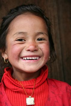 Happy smile :: Arunachal Pradesh (India) | Flickr - Photo Sharing!