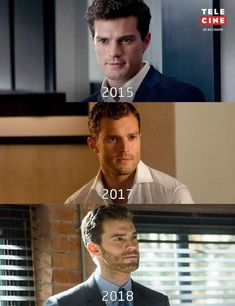 The Handsome Mr. Grey 2017 for sure! 50 Shades Trilogy, Fifty Shades Series, Fifty Shades Movie, 50 Shades Freed, Fifty Shades Darker, Fifty Shades Of Grey, Jamie Dornan, Christian Grey Book, Cristian Gray