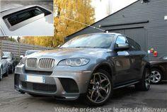 OCCASION BMW X6 (E71) (2) XDRIVE40DA 306 EXCLUSIVE INDIVIDUAL