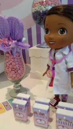 Doc McStuffins Birthday Party Ideas   Photo 4 of 17   Catch My Party