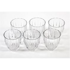 Paşabahçe Dıamond Su Bardağı Takımı 6.Lı