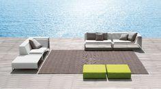 Island modular seating