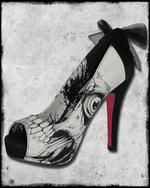 LOVE Iron Fist Shoes!