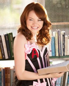 Emma Stone Easy A Iconic Movies, Good Movies, Imdb Movies, Best Movies For Teenagers, Teen Movies, Emma Stone News, Female Movie Characters, Teenage Movie, Best Romantic Comedies