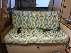 Tutorial: Bench Seat and Mattress Covers | Jokers in Jubilee