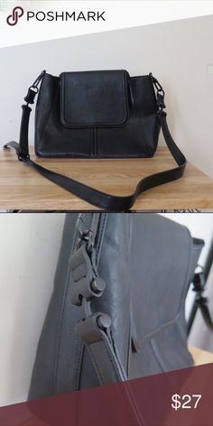 French Connection faux leather bag This is a gorgeous bag by French Connection in great condition. French Connection Bags Crossbody Bags