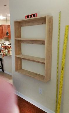 French Cleet Floating Bookshelf DIY Project  Homesteading  - The Homestead Survival .Com