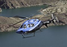 Bell 429, Image courtesy of Bell Helicopter