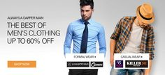 Ebay.in is here with an amazing offer, where you get to pick men's…