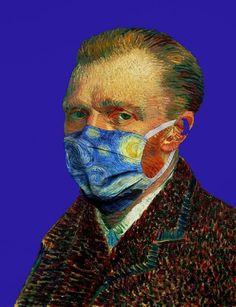 Graffiti Images, Street Art Graffiti, Vincent Van Gogh, Mona Lisa Parody, Watercolor Paintings For Beginners, Van Gogh Art, Best Street Art, Art For Art Sake, Modern Artwork