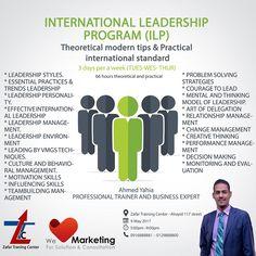INTERNATIONAL LEADERSHIP PROGRAM