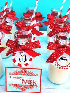Winter ONEderland Wonderland Cupcake Toppers Party Circles - Gwynn Wasson Designs PRINTABLES via Etsy