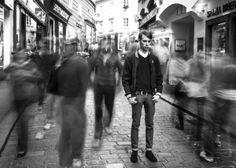 Fotoausstellung Augen in der Großstadt