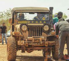Mahindra Jeep CJ500 4x4 by team MFORC