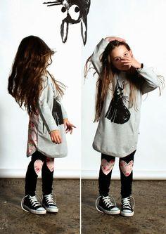 Minti cool girls clothes - autumn 2014