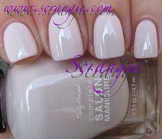"Sally Hansen's Complete Salon Manicure ""Crinoline"""