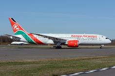 Kenya Airways to introduce the Boeing 787 on the London Heathrow route   World Airline News