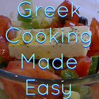 Hello everyone! If you are a Greek Food lover, I would like to introduce you to my Facebook Page: \