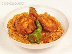 Riso con pollo: Ricette Tunisia   Cookaround